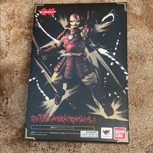 Samurai Ironman Figure